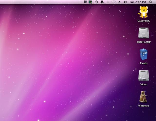 Mac Desktop Icons