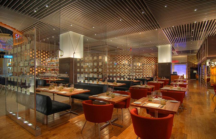 Modern Interior Design For Restaurant - home decor photos gallery