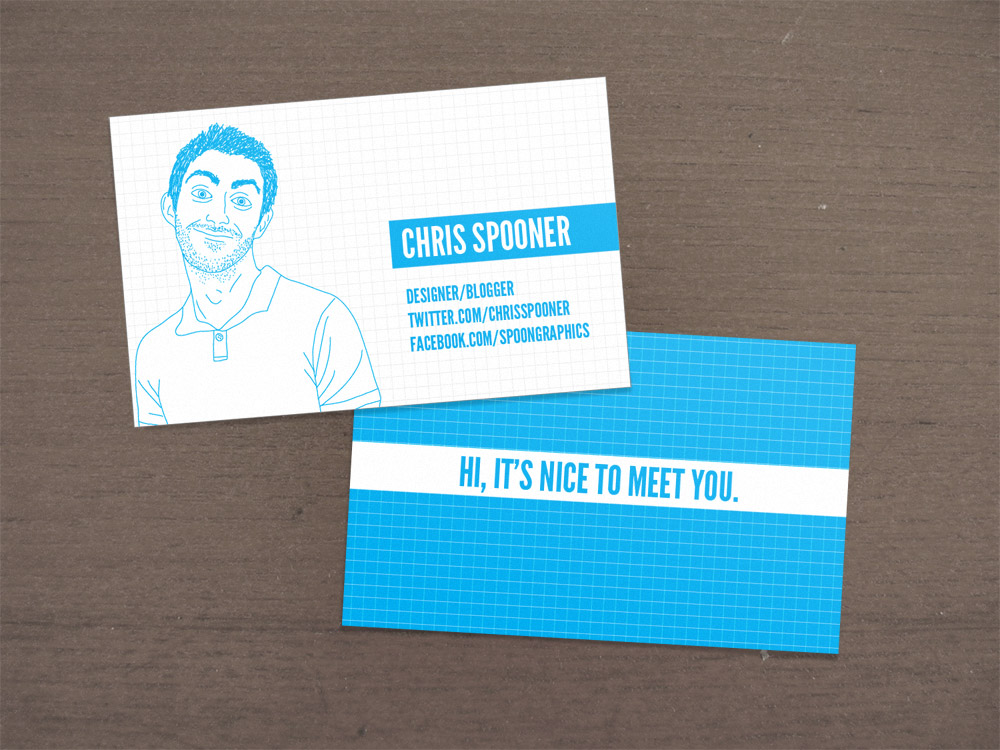 Name Business Card Design