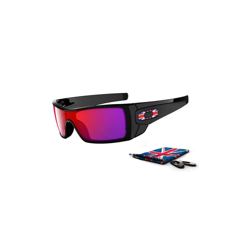 10 Oakley Batwolf Icon Red Images