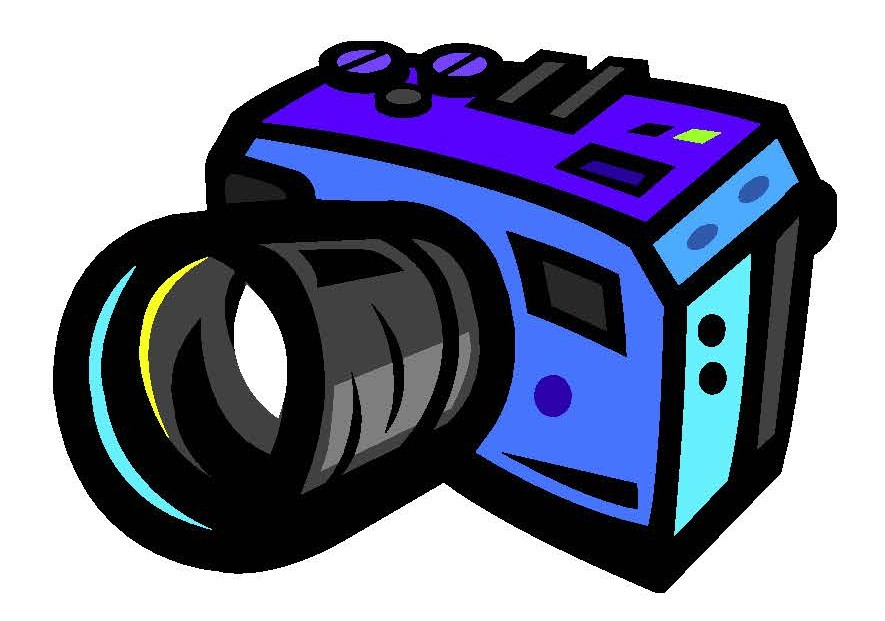 17 Photography Clip Art Graphics Images