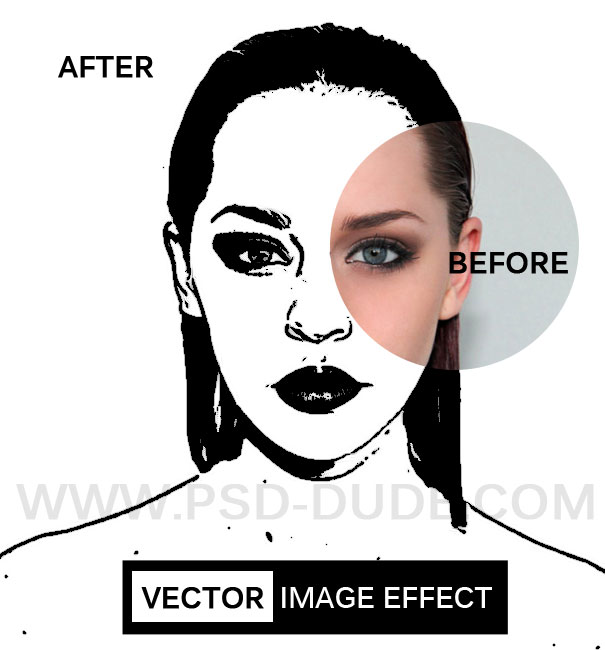 Photoshop Vector Tutorial