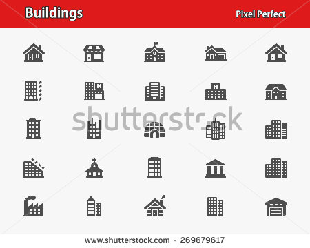 Professional Building Clip Art