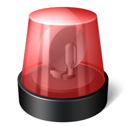 11 Help Alarm Blue Icon Images