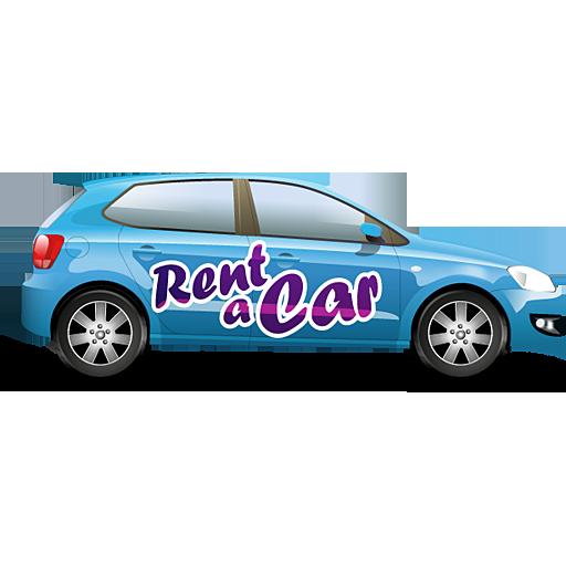 Rent Car Icon