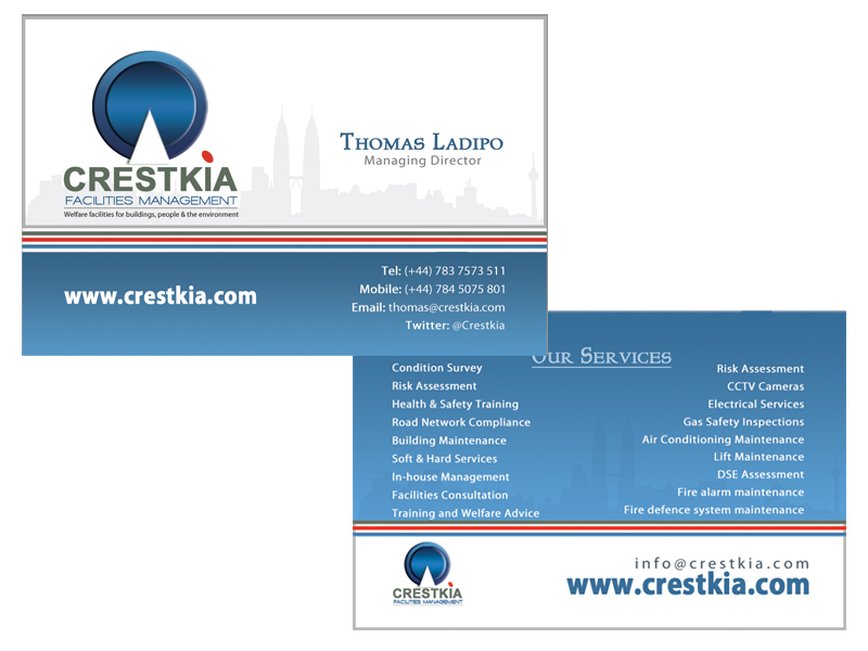 Sample Business Cards Design