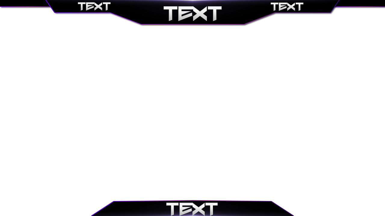 15 twitch stream overlay psd images twitch stream for Free twitch overlay template