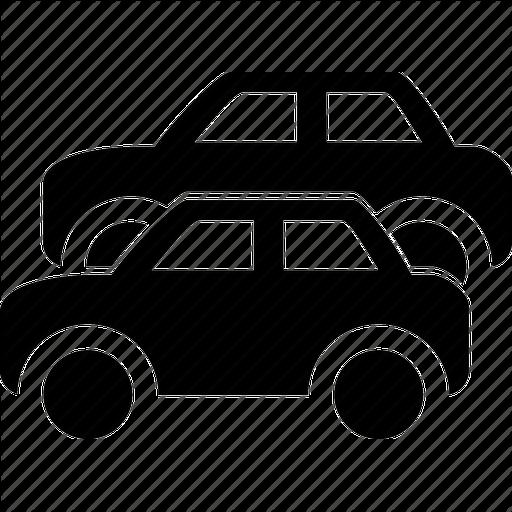 Vehicle Traffic Icon