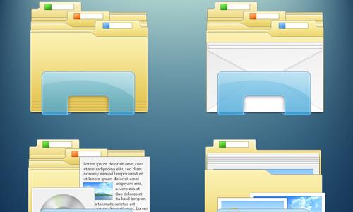 19 Free Folder Icons Windows 7 Images