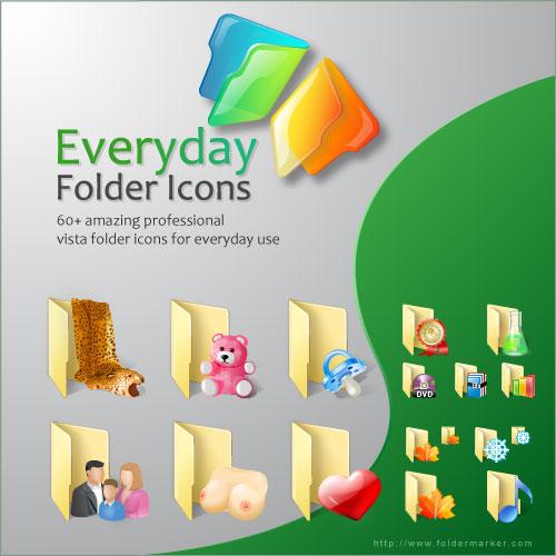 Windows Folder Icons Free Download