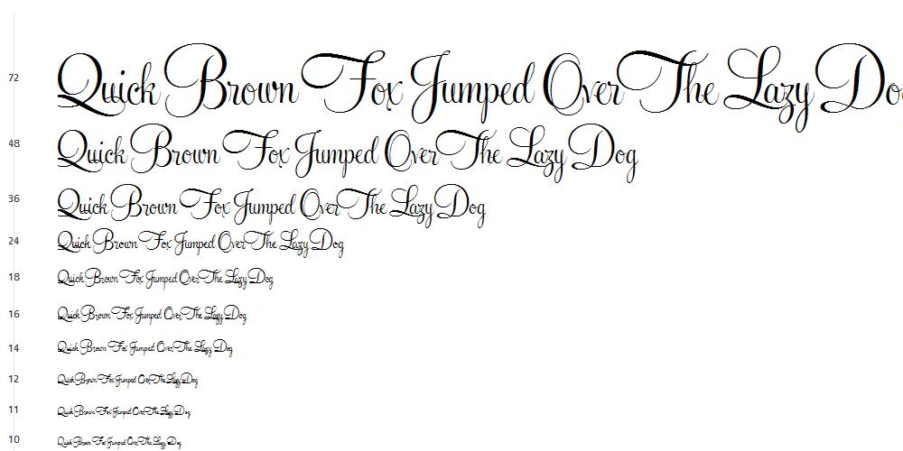 Windows Script Regular Font