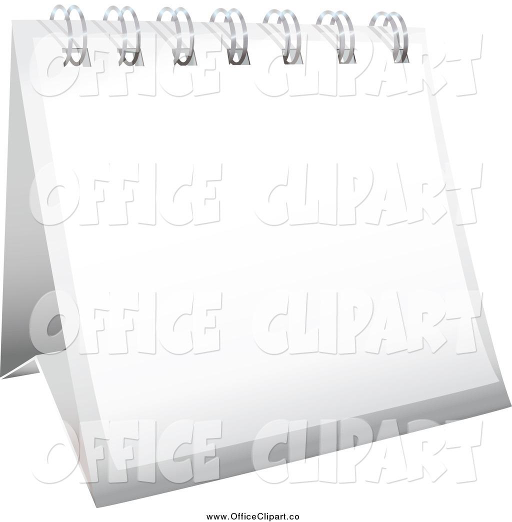 2014 Flip Calendar Clip Art