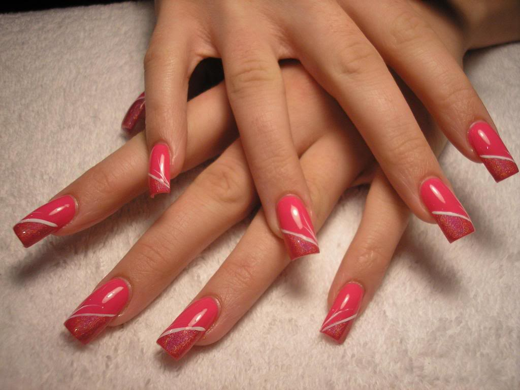 14 Simple Nail Art Designs Gallery Images