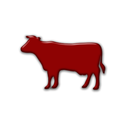 Animal Cow Icon