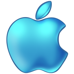 Apple Logo with Transparent Background