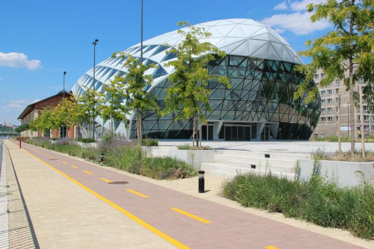 Architecture Glass Atrium