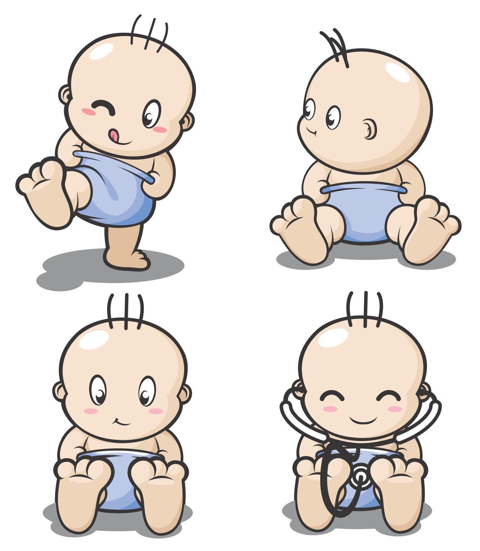 Baby Cartoon Characters