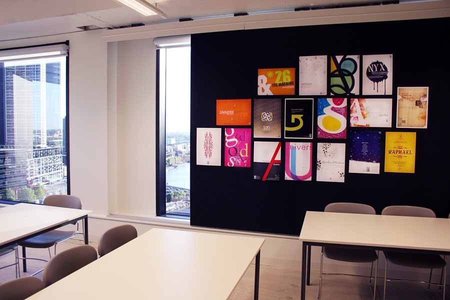 10 Graphic Design Classroom Images