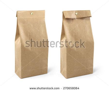 Brown Paper Bag Packaging