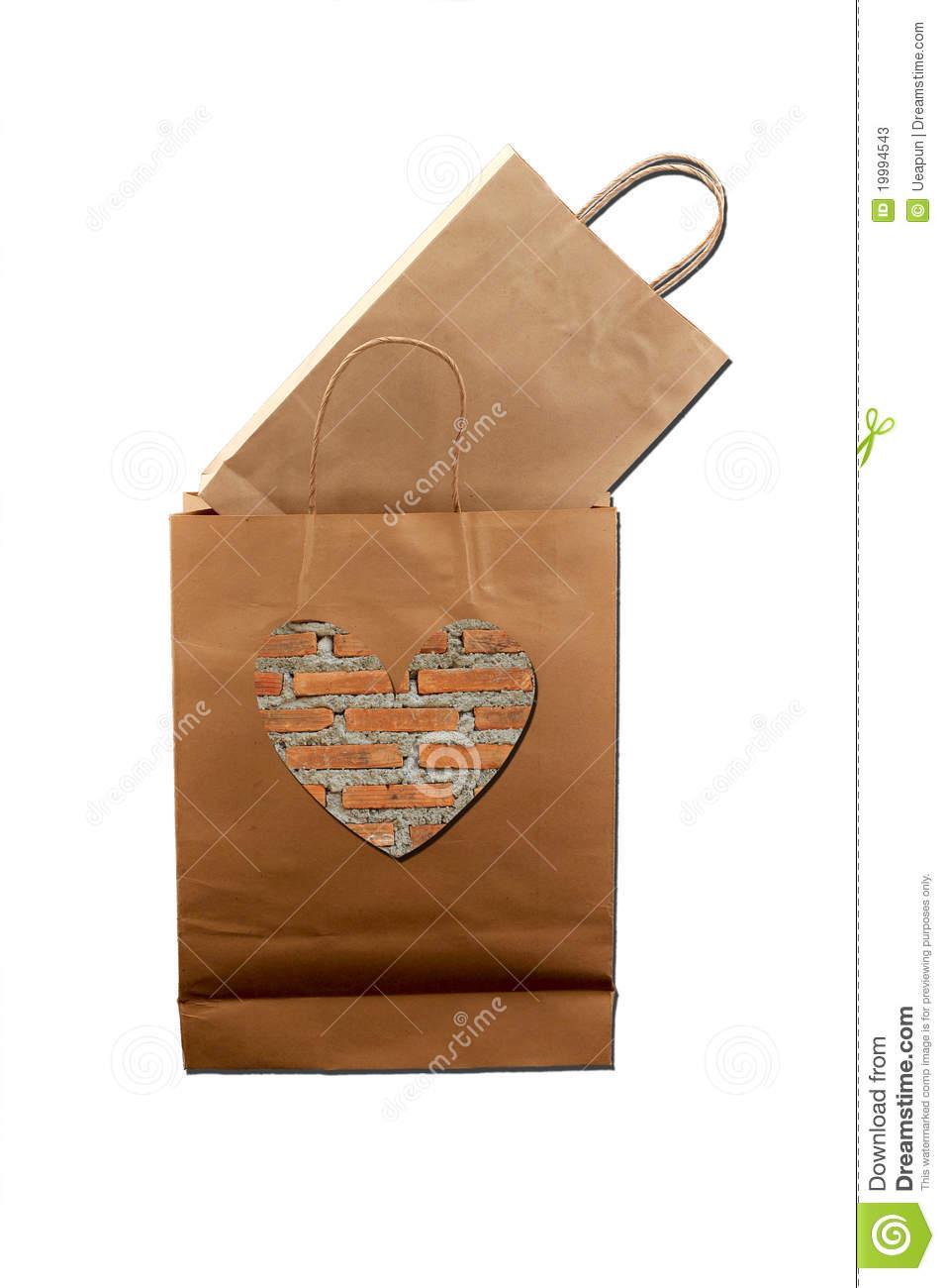 Brown Paper Bag Pattern