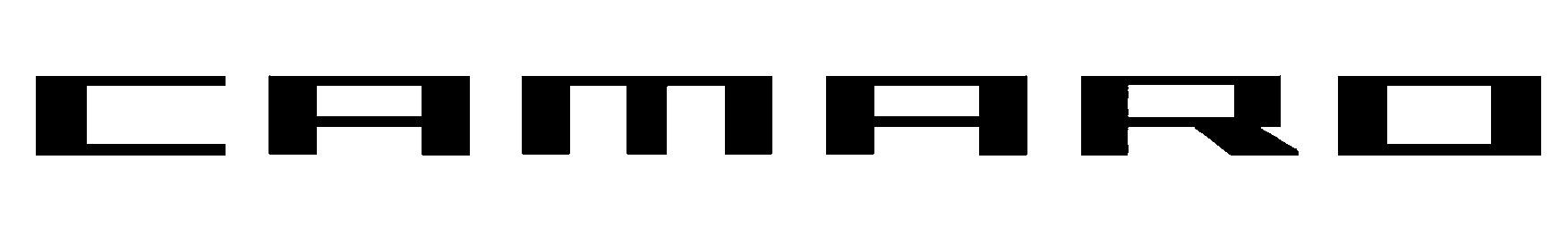 Camaro SS Logo Vector