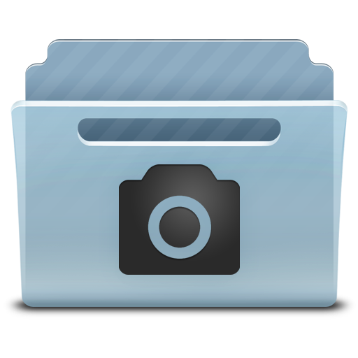 10 Camera Folder Icons Images