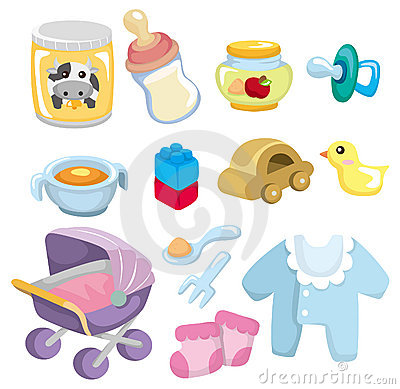 Cartoon Baby Stuff