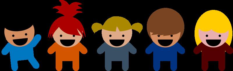 Cartoon Kids Clip Art