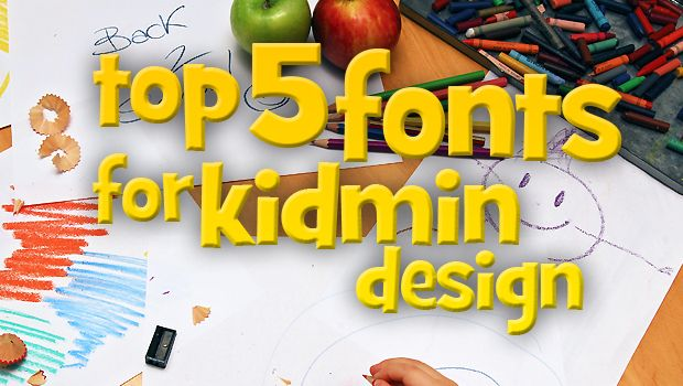 12 Fonts For Elementary Classroom Images