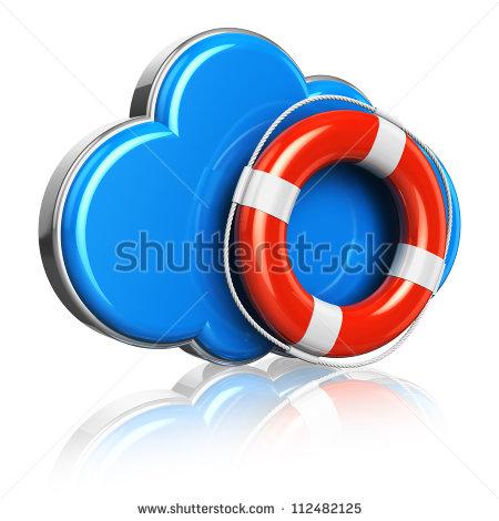 Cloud Storage Clip Art
