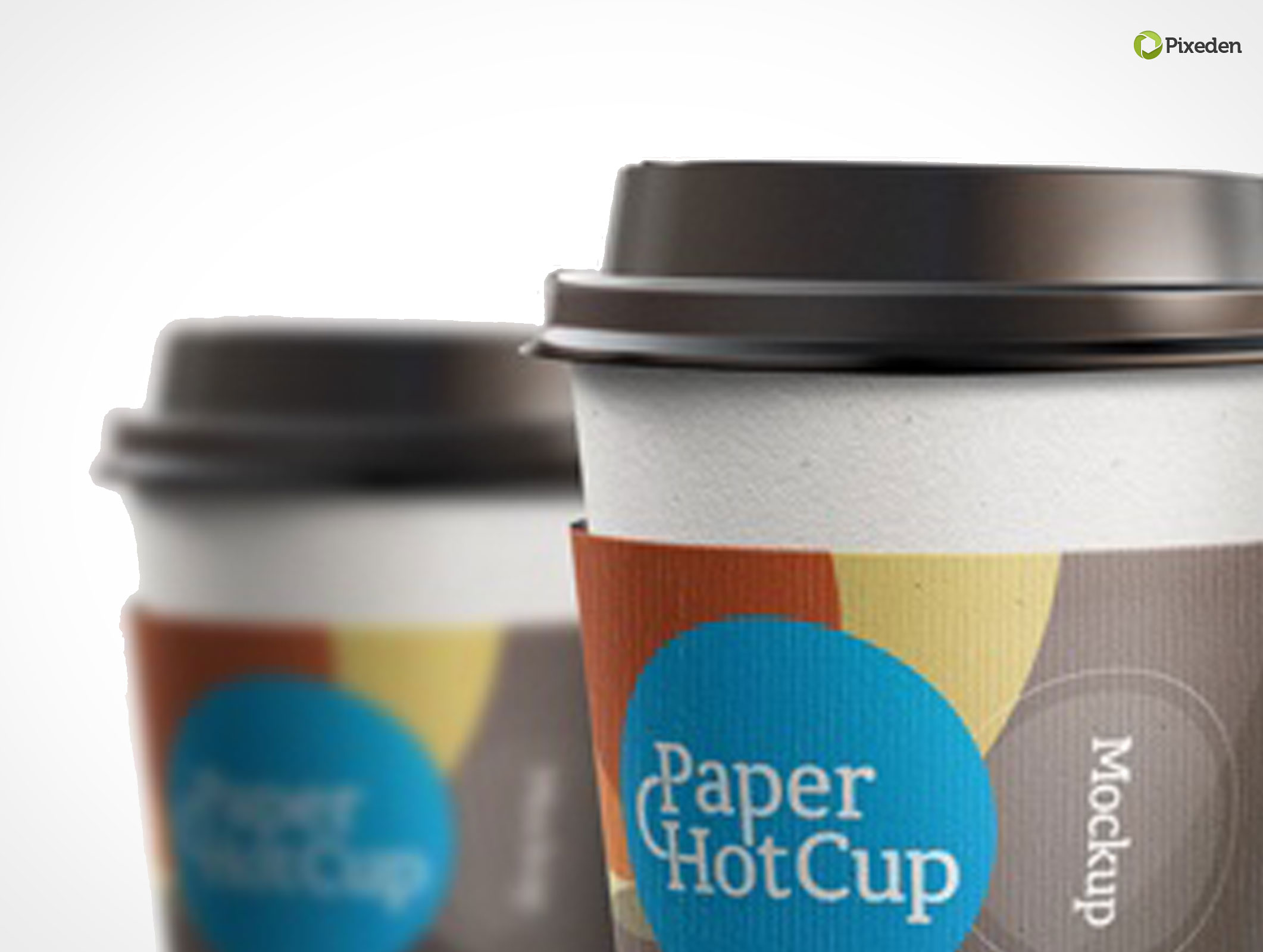 Coffee Cup Paper Template