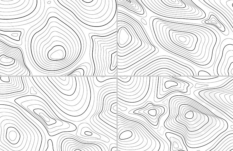 Topographic Map Vector Free.18 Topographic Map Vector Images Vector Topographic Map Contour