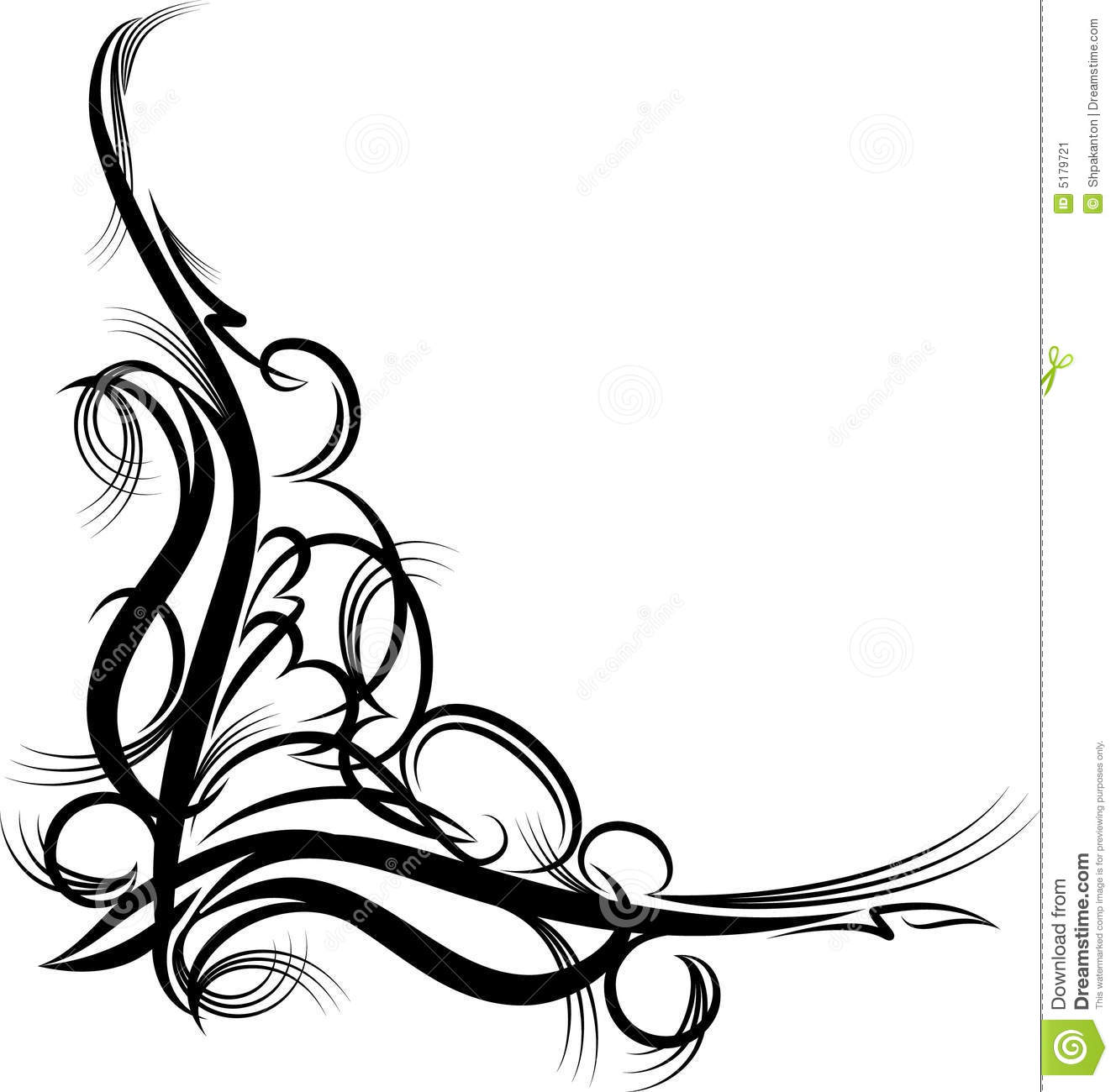 16 Corner Designs Vector Images - Ornament Corner Vector ...  Fancy
