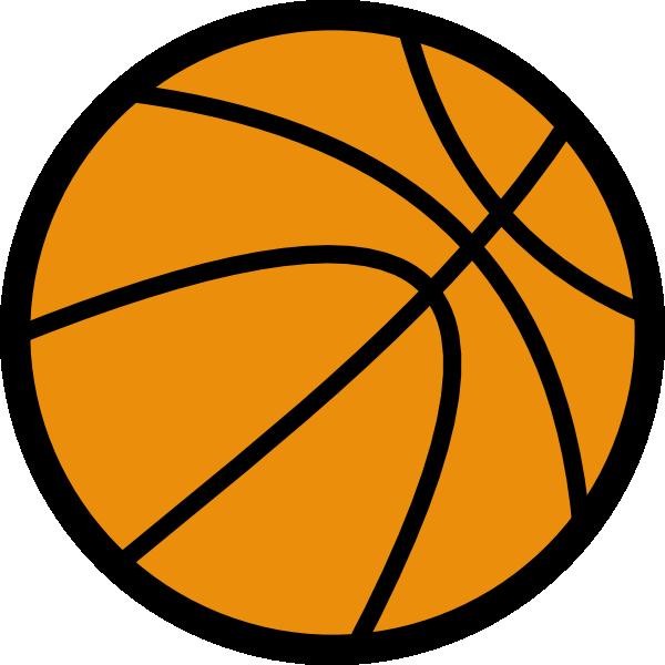 18 Vector Basketball Clip Art Images