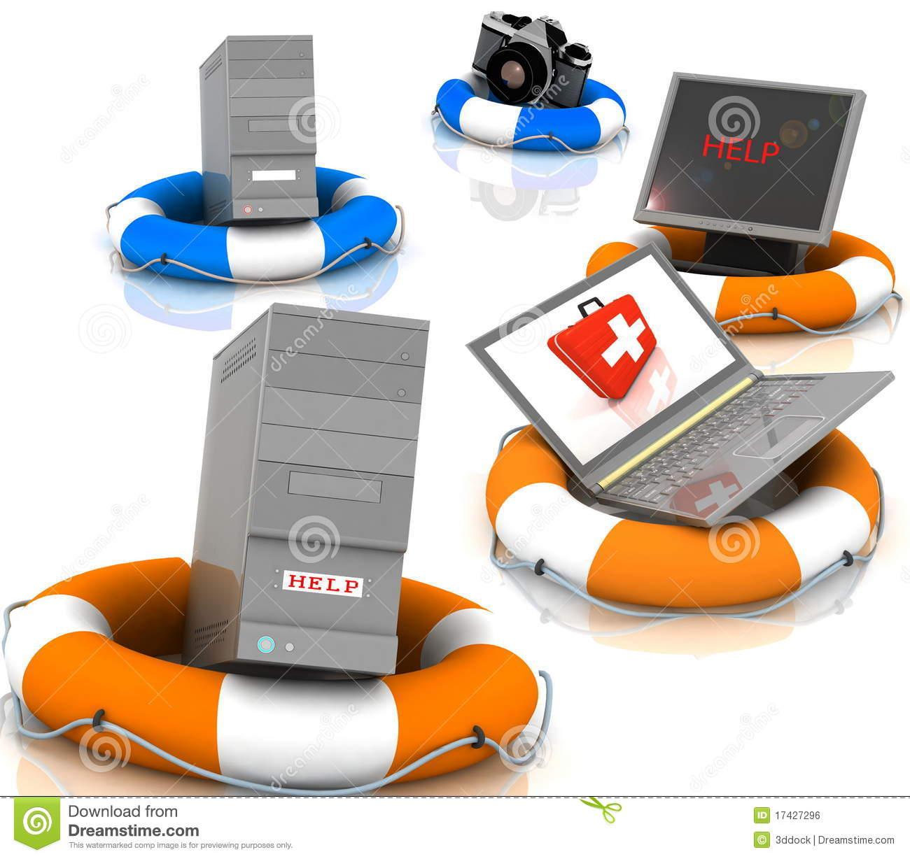 Free Lifesaver Stock-Photo