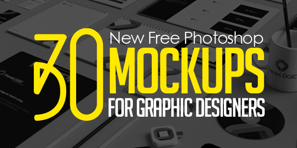 Free Photoshop PSD Mockups