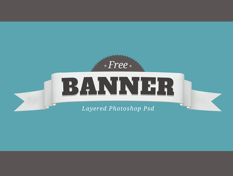Free Psd Banner Templates
