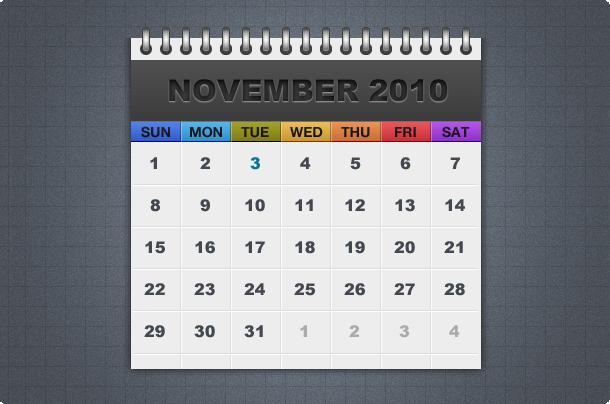 11 photoshop psd calendar images 2013 calendar psd free download