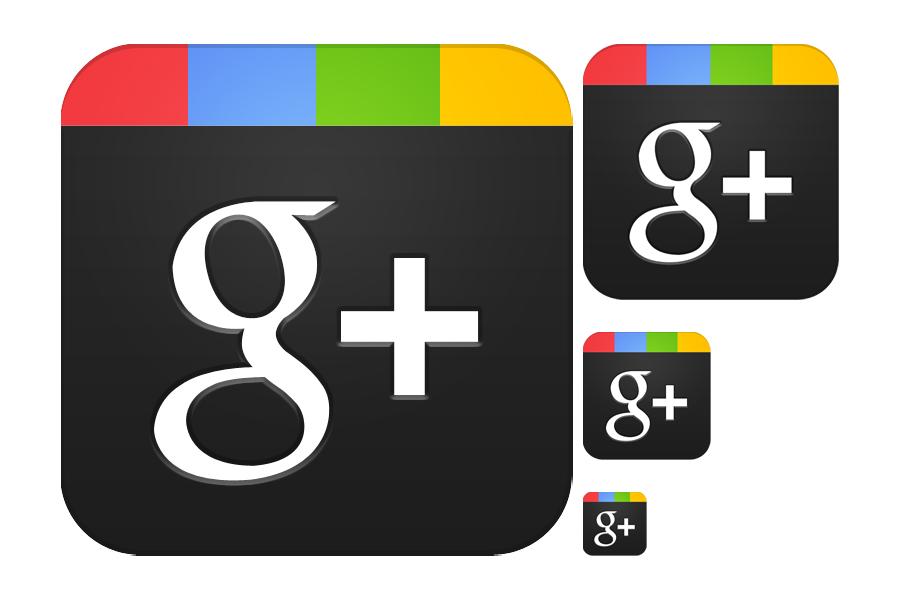 Google Plus Icon Transparent