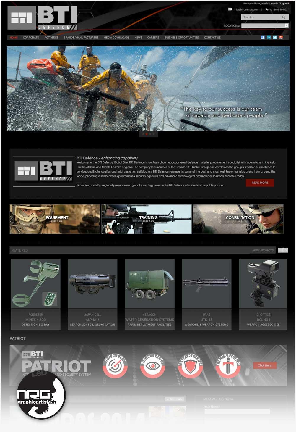 Graphic Design Artists Websites