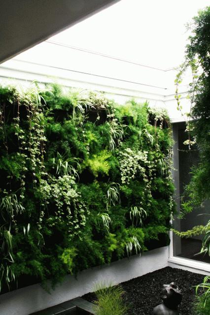Green Wall Atrium