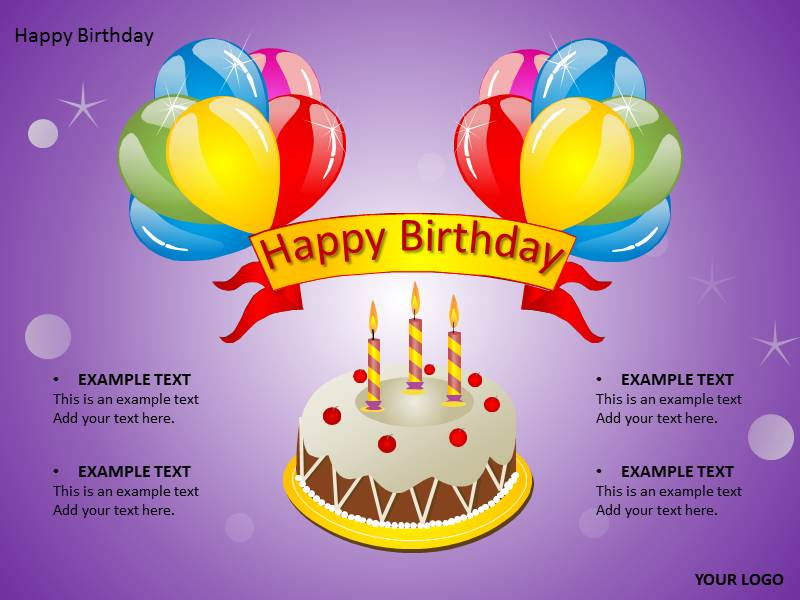 Powerpoint template happy birthday image collections powerpoint free happy birthday ppt template mandegarfo free happy birthday ppt template toneelgroepblik image collections toneelgroepblik Images