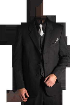 HD Men Suit PSD Template
