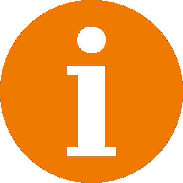 Information Sign Clip Art