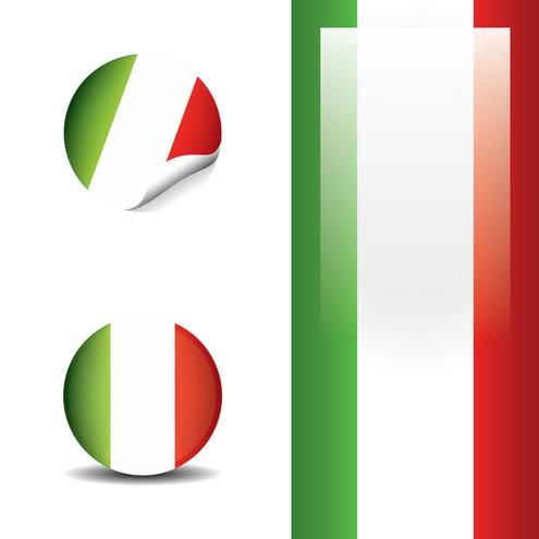 Italian Border Clip Art