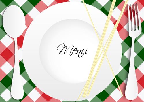 Italian Restaurant Logo With Flag: 14 Italian Vector Design Images