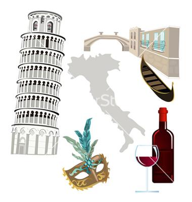 Italy Symbols