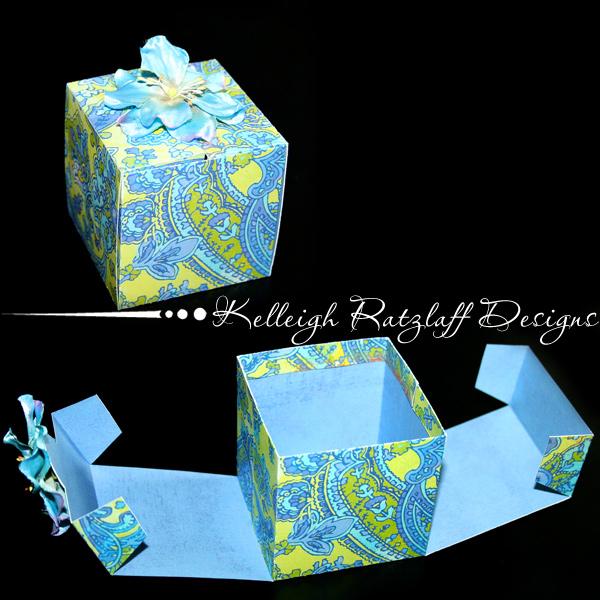 Jewelry Box Template Printable