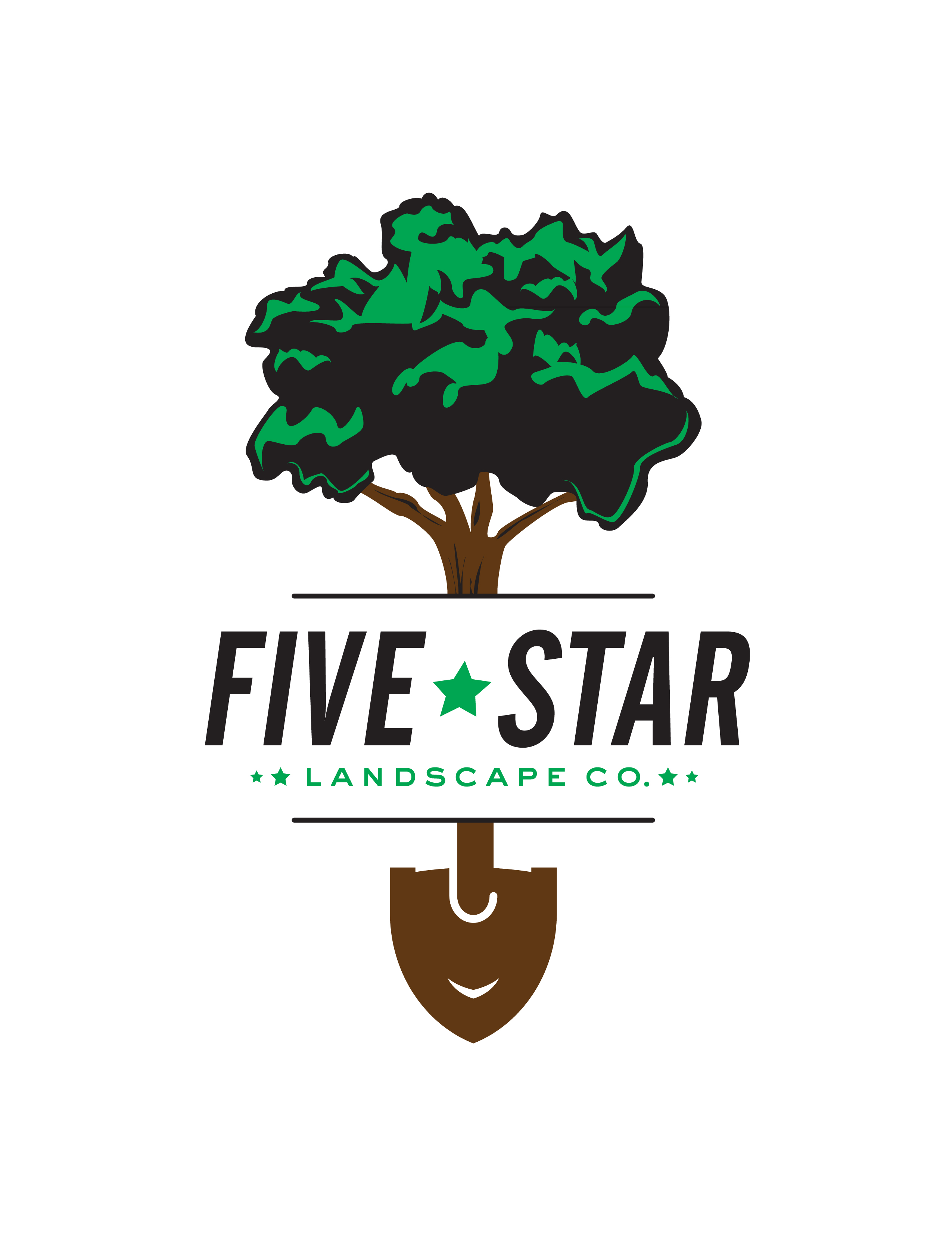 Landscape Logo Design Ideas