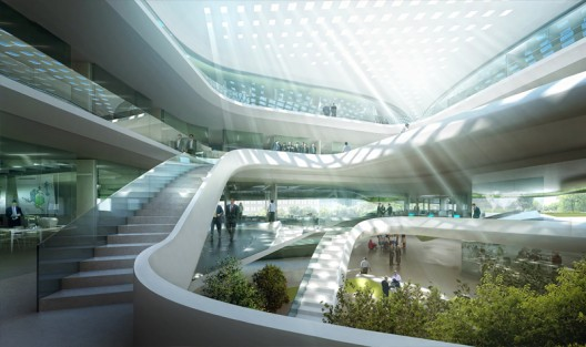11 Atrium Architecture Design Green Images